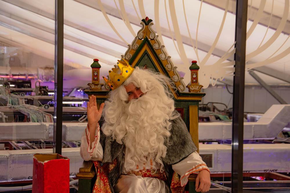 Visita dels Reis mags