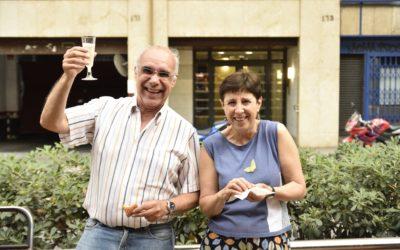 Celebrant la pre-pre-revetlla de Sant Joan 2019