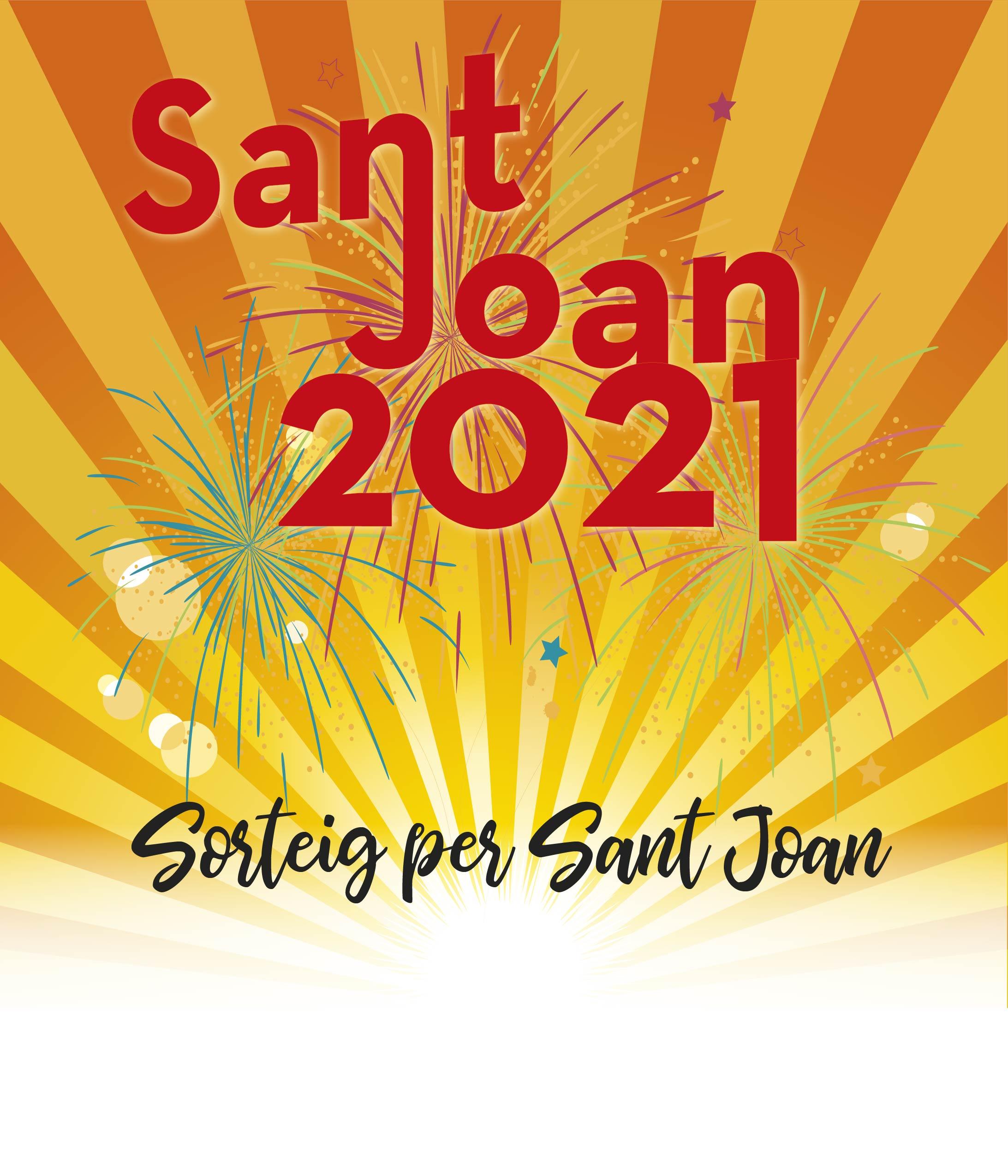 Cartell Sant Joan